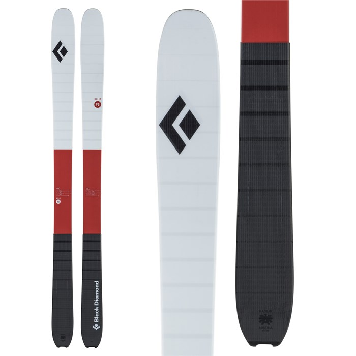 e250f2caac Black Diamond - Helio 95 Skis 2017 ...