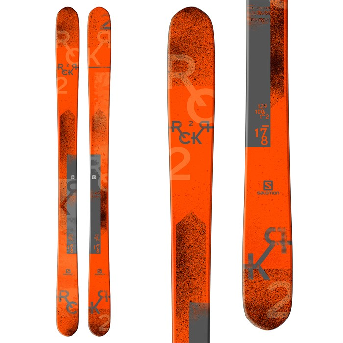 Salomon Skiing Pocket Rocket All Mountain user reviews : 4.8
