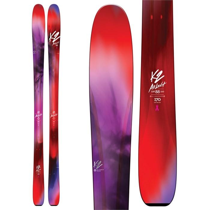 K2 - AlLUVit 88 Skis - Women's 2018