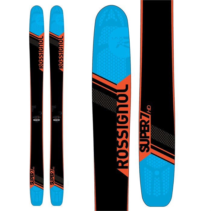 Rossignol - Super 7 RD Skis 2017