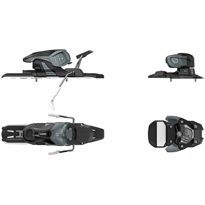 bce5d2bd1124 Salomon - Warden 11 Ski Bindings 2018 ...
