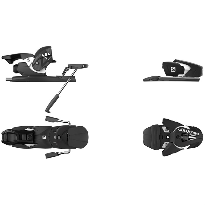 Salomon - Z12 Ti Ski Bindings 2017