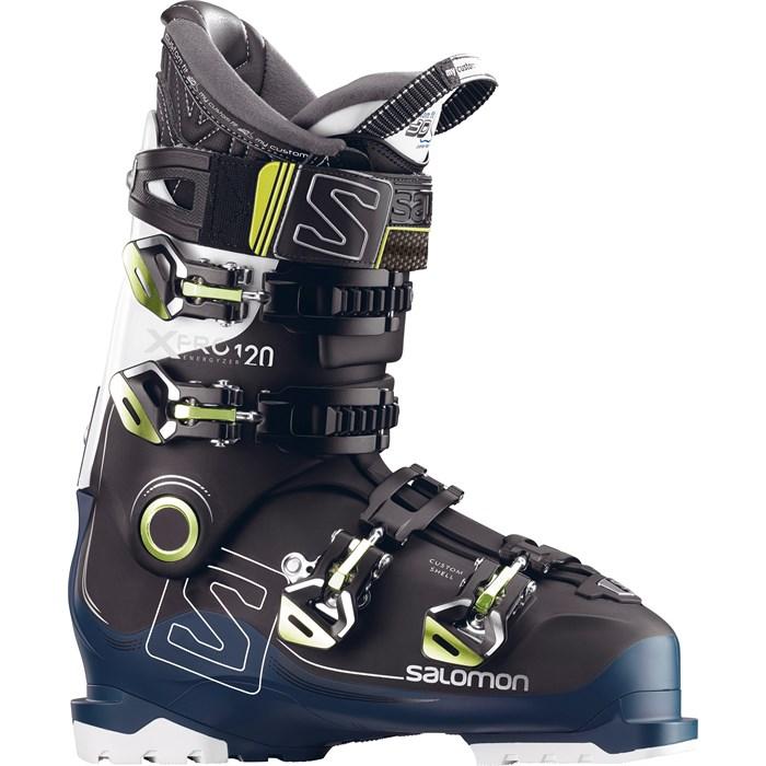 salomon x pro 120 ski boots 2017 evo
