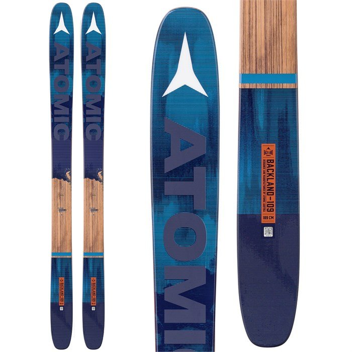 Atomic - Backland FR 109 Skis 2017