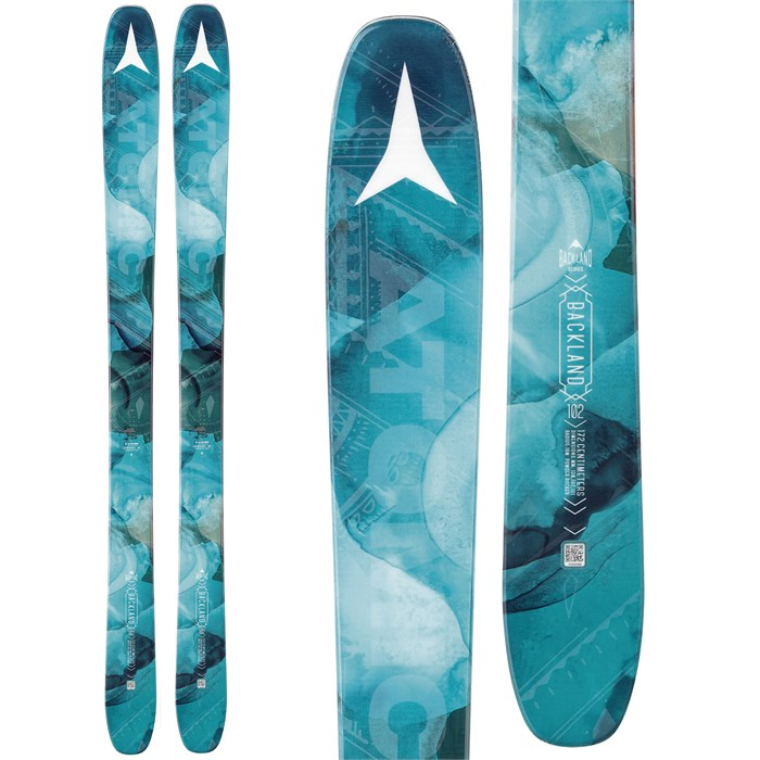 Atomic Backland FR W 102 Skis - Women s 2017  cd1f5699a