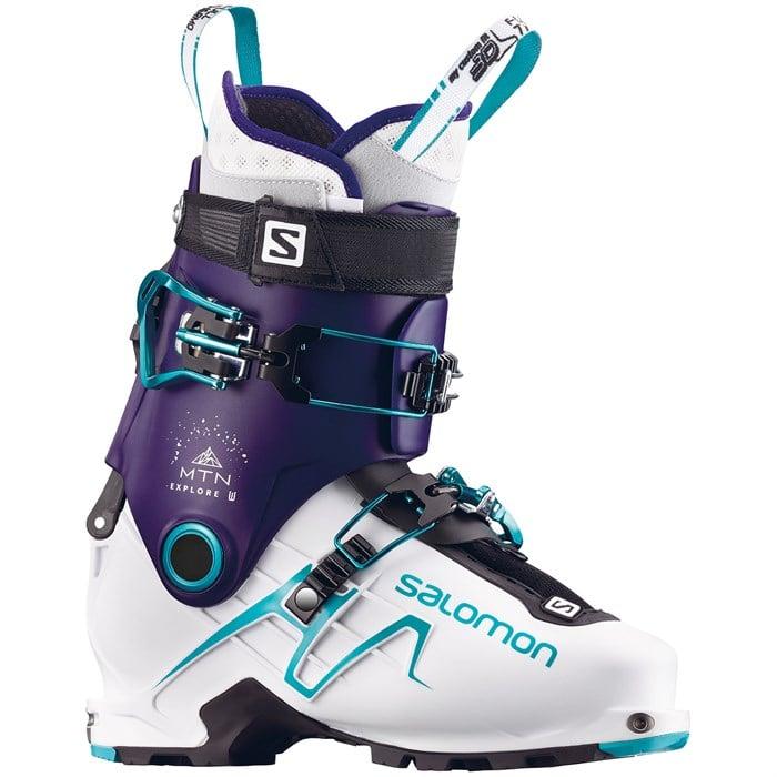 08ee44832a05 Salomon MTN Explore W Alpine Touring Ski Boots - Women s 2018