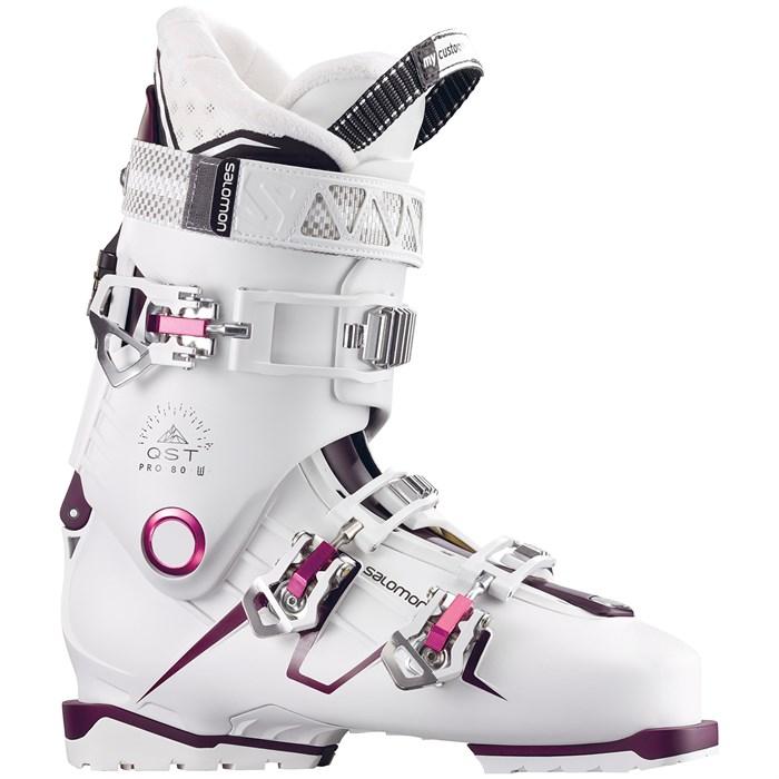 Salomon Qst Pro 80 W Ski Boots Women S 2017 Evo