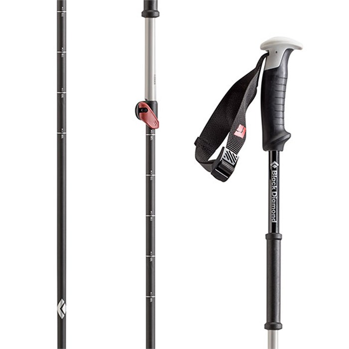 9dfe2d1d5aef Black Diamond - Razor Carbon Adjustable Ski Poles 2019 ...