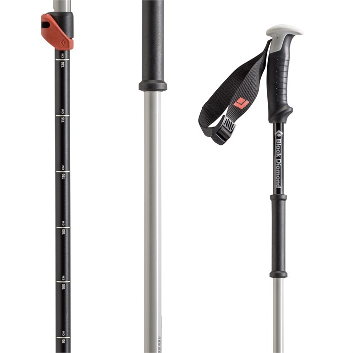 Black Diamond - Traverse Adjustable Ski Poles 2018