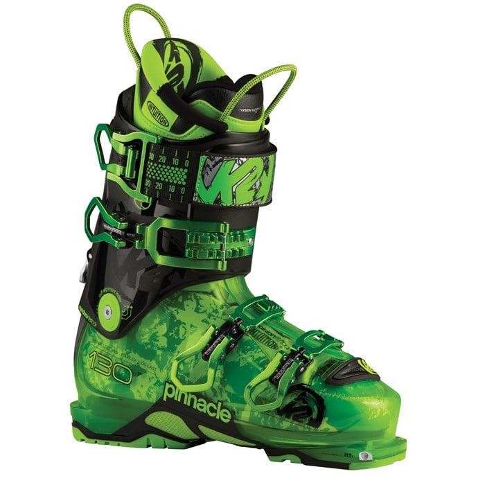 K2 Pinnacle 130 LV Ski Boots 2017