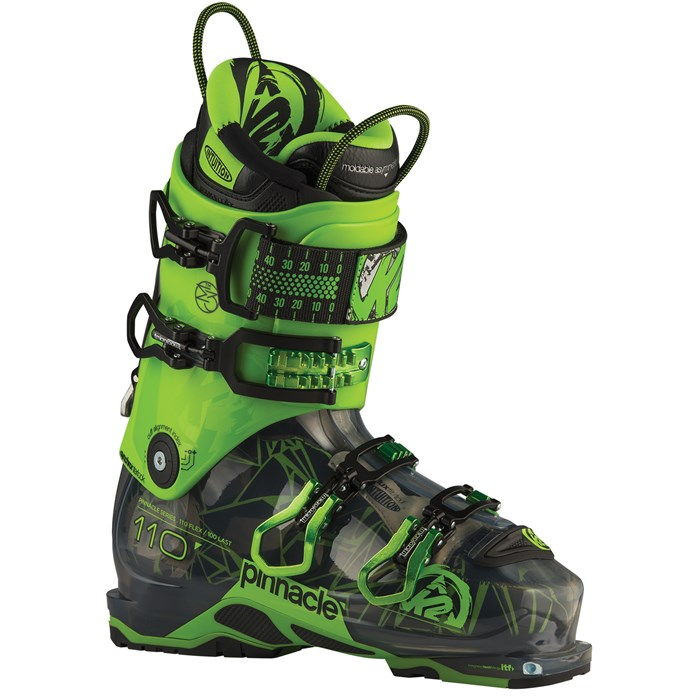 K2 - Pinnacle 110 Ski Boots 2017