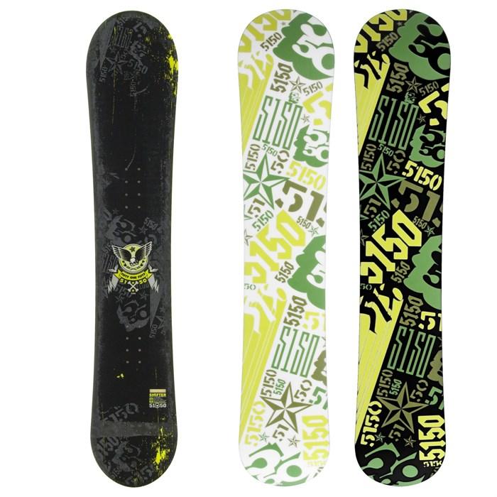 8bf15df8e675 5150 - Shifter Snowboard 2008