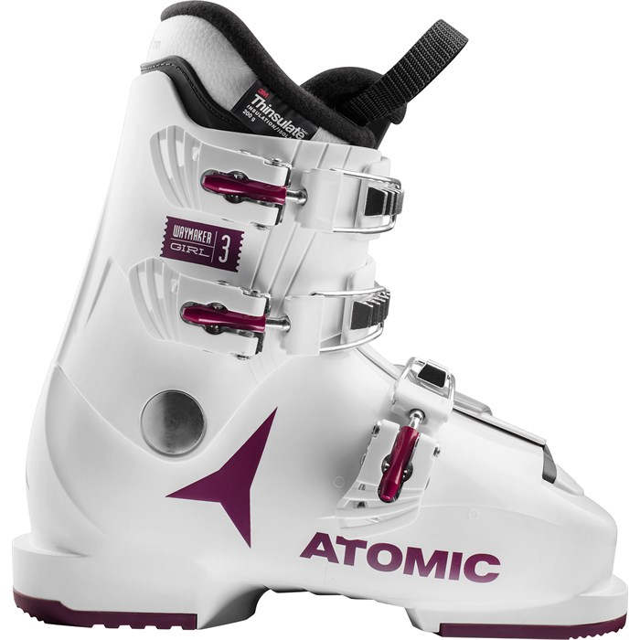 Atomic - Waymaker Girl 3 Ski Boots - Girls' 2017