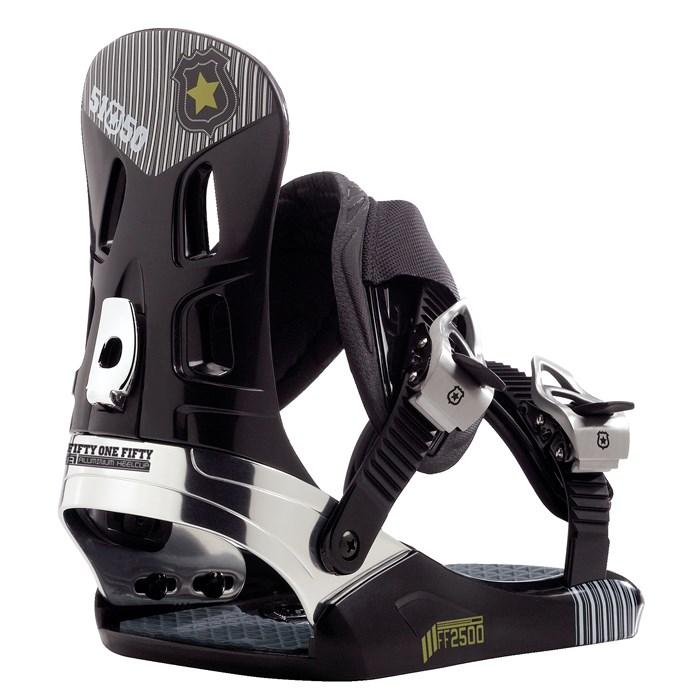 5150 FF 2500 Snowboard Bindings 2008