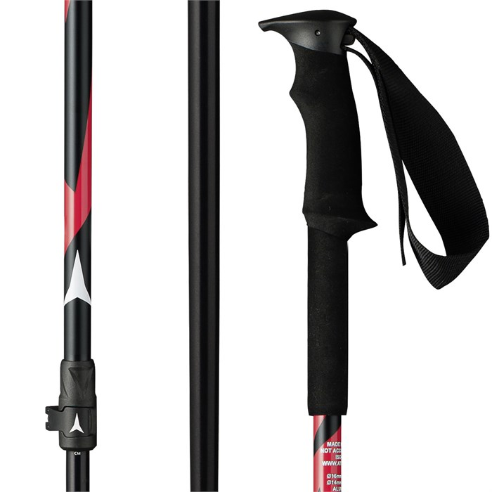 Atomic - BCT Adjustable Ski Poles 2018