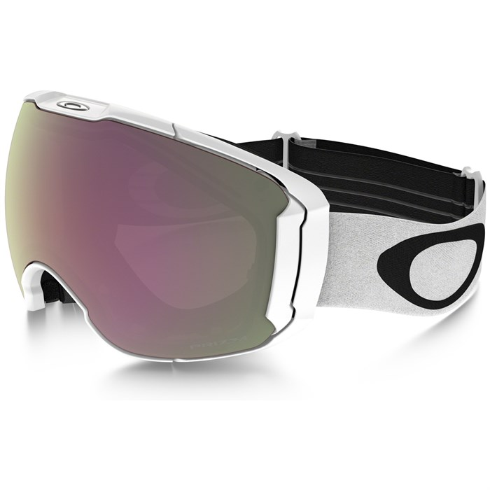 oakley airbrake xl clear lenses