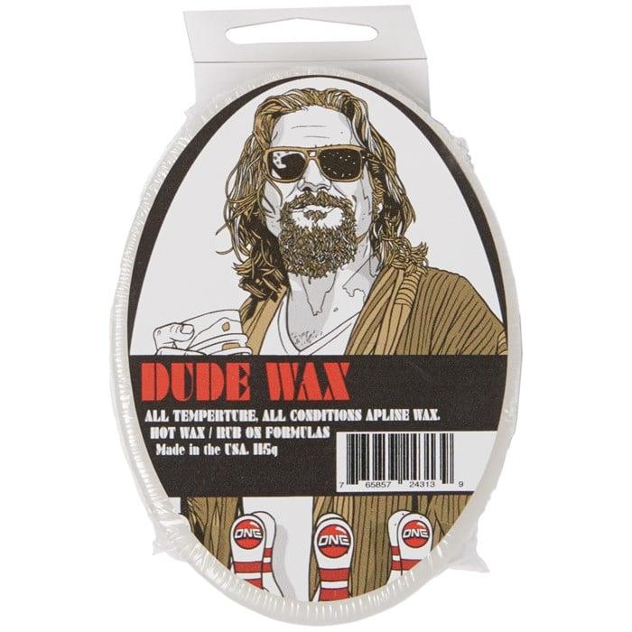 OneBall - One Ball Jay The Dude Snowboard Wax - All Temp