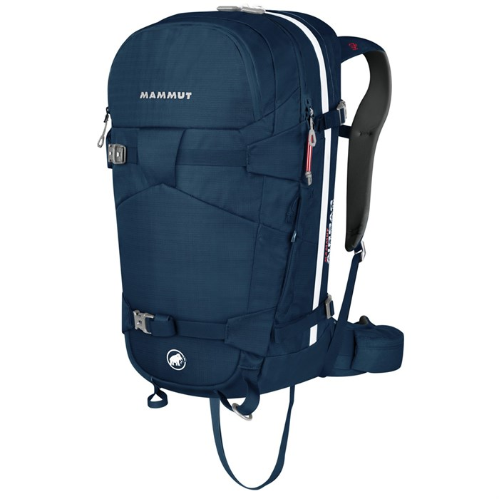 Mammut - Ride Short Removable Airbag 3.0 Backpack (Set with Airbag)