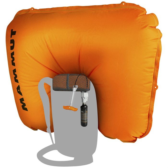 Mammut - Removable Airbag System 3.0