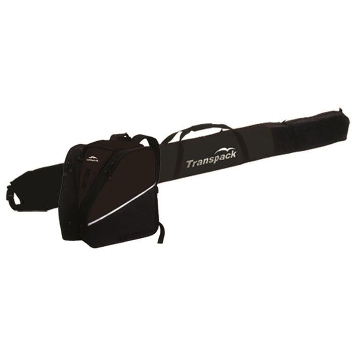 Transpack - Alpine Boot Bag + Ski Bag Set