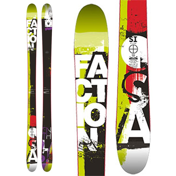 Faction - Silas Skis 2015