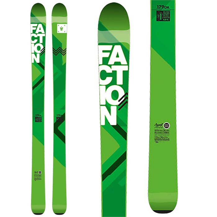 Faction - Agent 100 Skis 2016