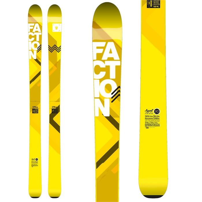 Faction - Agent 90 Skis - Blem 2016
