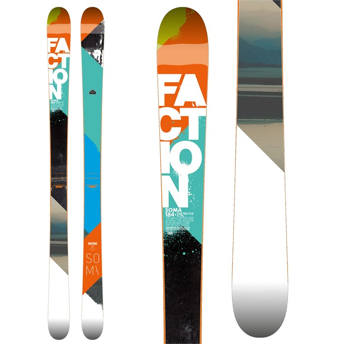 Faction - Soma Skis 2016