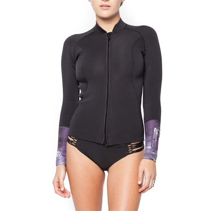8e63ad8dc0 Kassia - 2MM Psychedelic Wetsuit Jacket - Women s ...