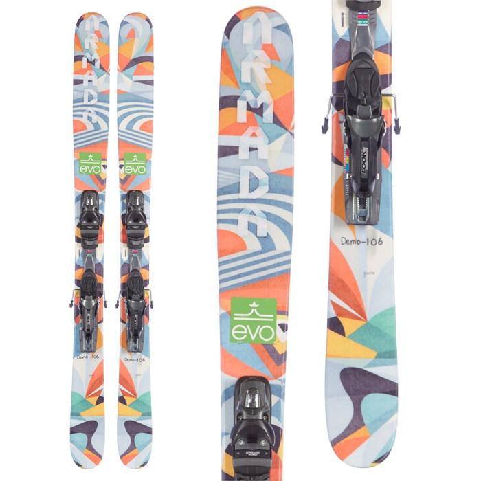 Armada TSTw Skis + PX 12 Demo Ski Bindings