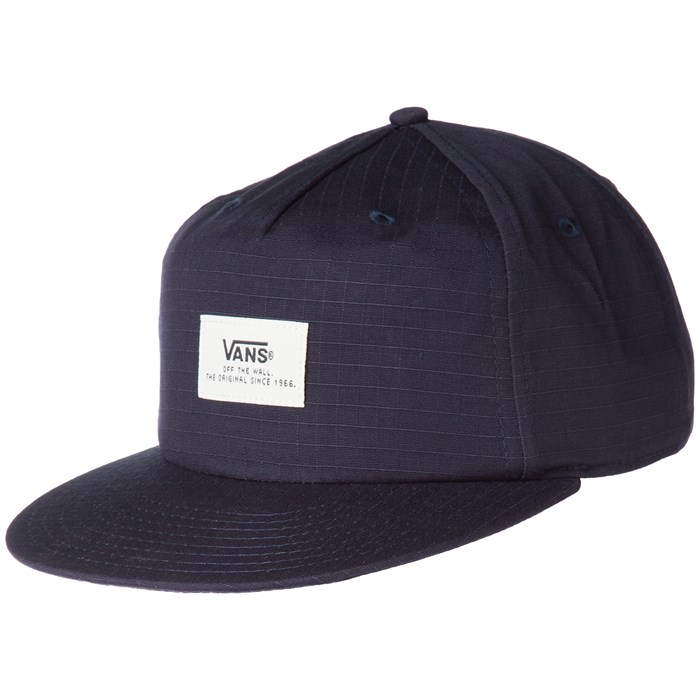 80cad37b5b2 Vans Helms Unstructured Hat