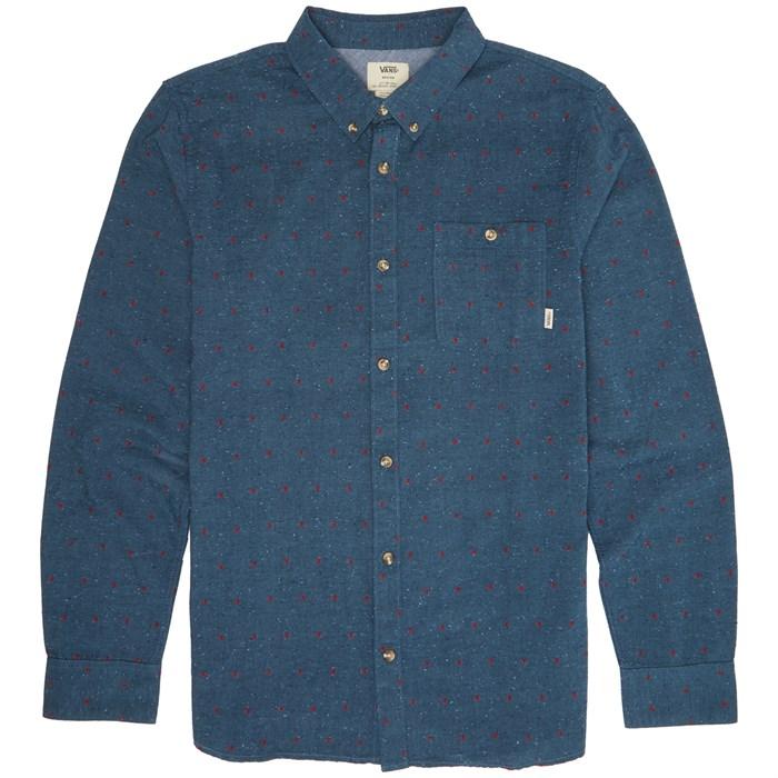 Vans - Edgewood Long-Sleeve Button Down Shirt