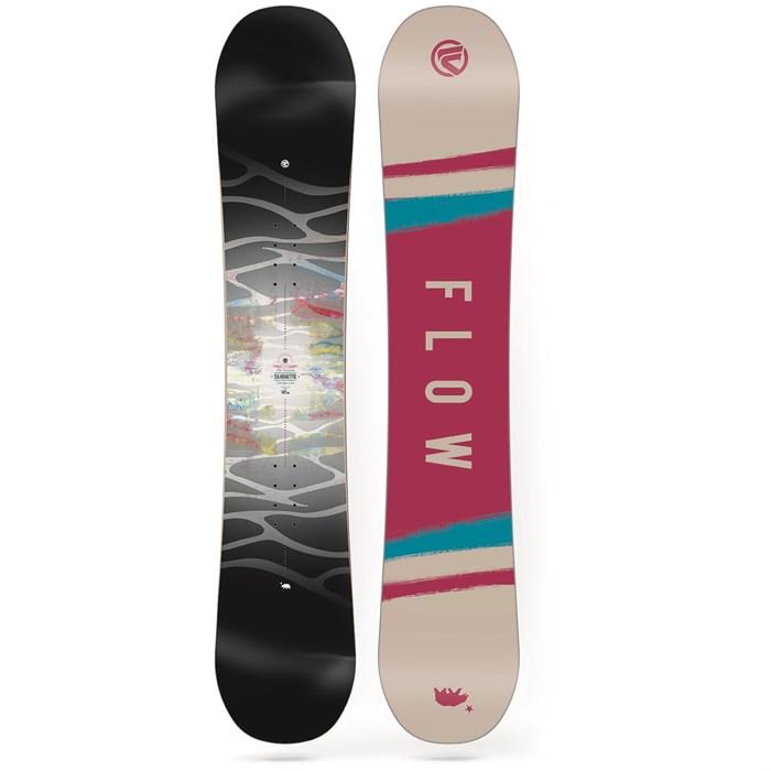 Flow - Silhouette Snowboard - Women's 2017