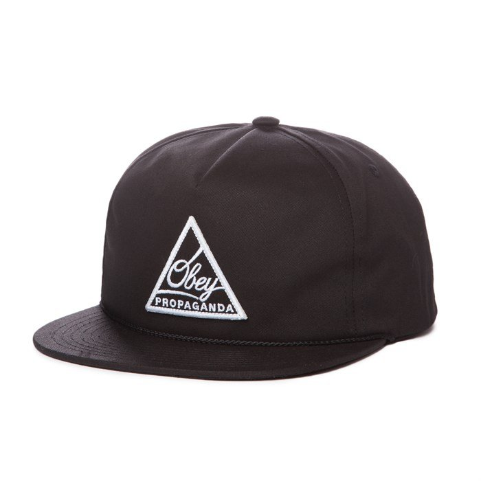 Obey Clothing - New Federation Snapback Hat ... 2cec4a296e0