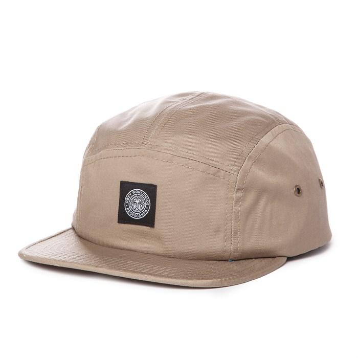 Obey Clothing - Worldwide Seal 5 Panel Hat ... 132c2b5bc96b