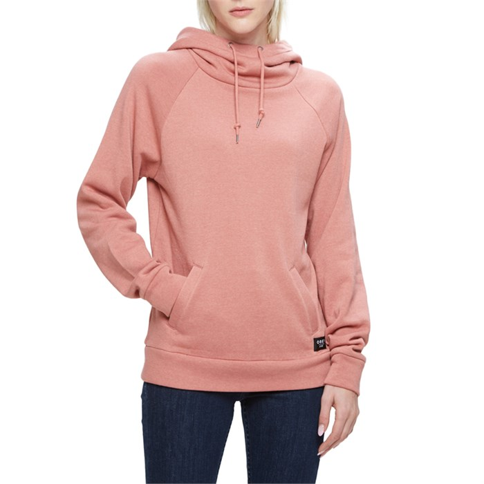 Obey Womens Comfy Pullover Hood