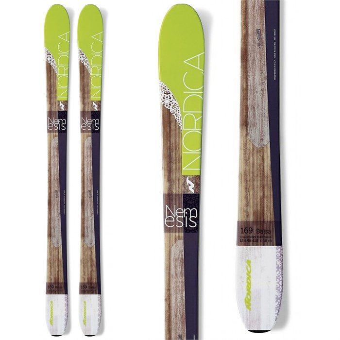 Nordica - Nemesis Skis - Women's 2016