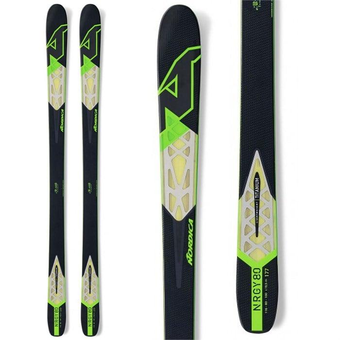 Nordica - NRGy 80 Skis 2016