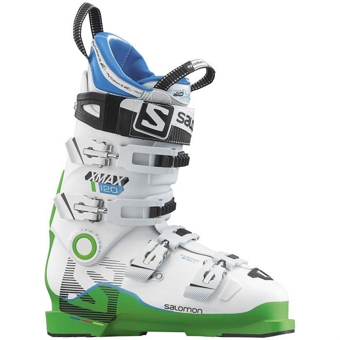 Salomon X Max 120 Ski Boots 2016 Evo