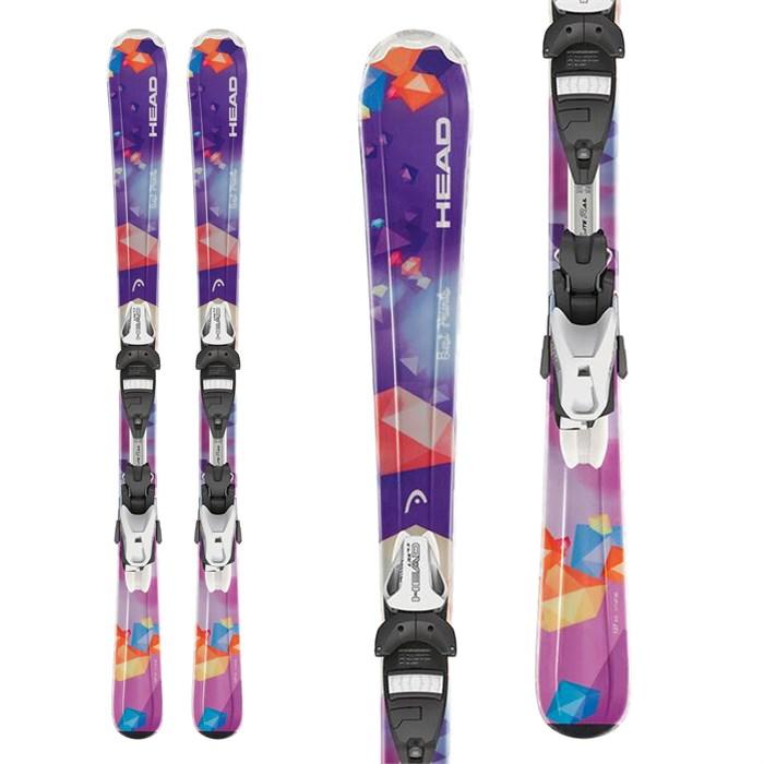 Head Best Friends Skis + Tyrolia LRX 7.5 Bindings