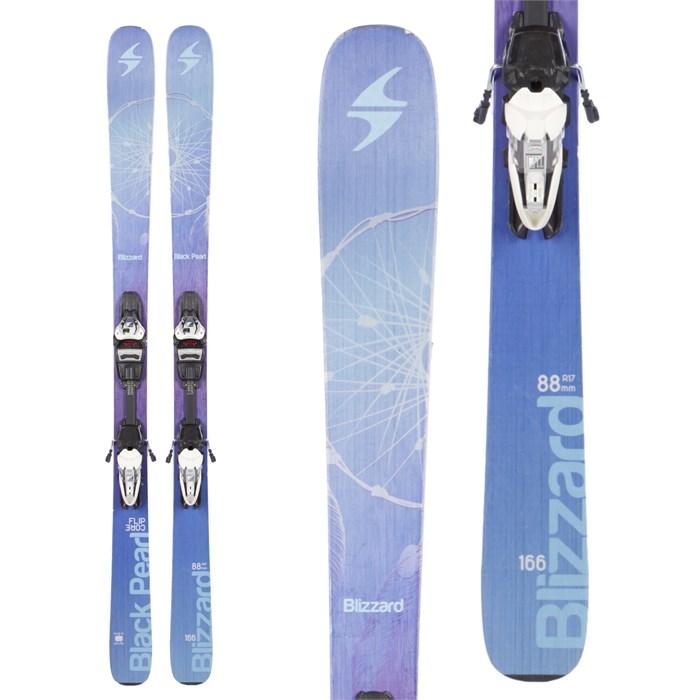 Blizzard - Black Pearl Skis + Marker Glide 11.0 Bindings - Women s 2016 ... e0212feef5f6