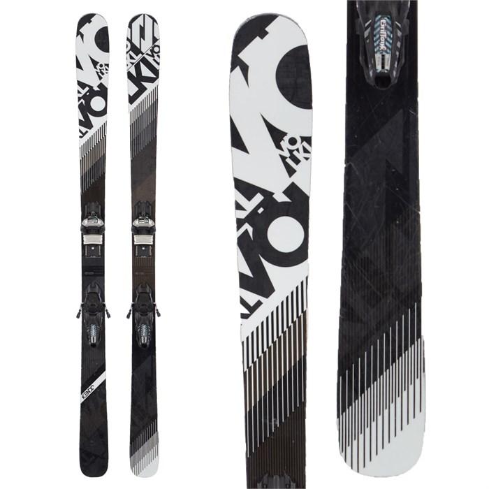 Volkl Kendo Skis + Marker Griffon Demo Bindings 2016