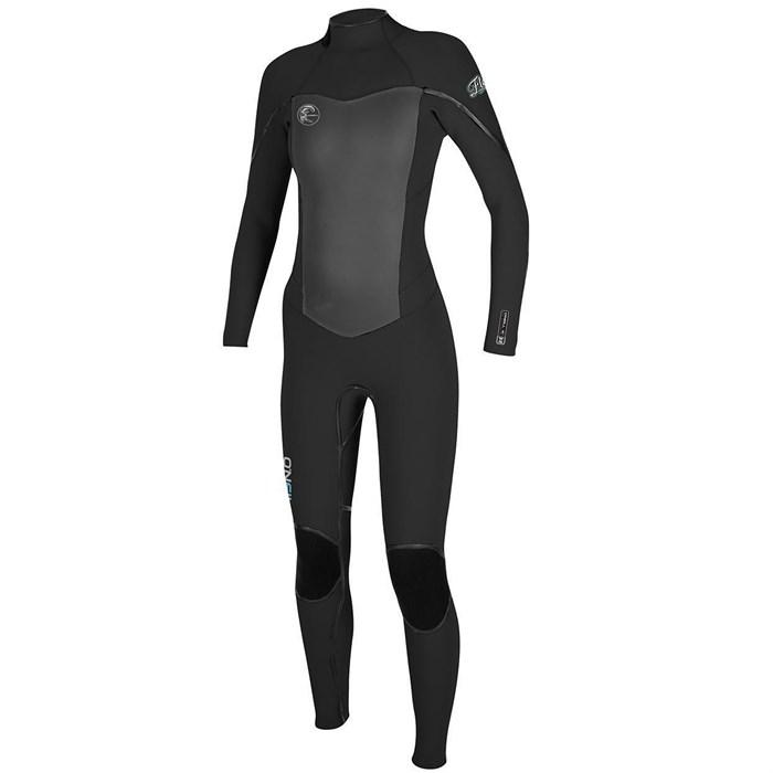 O'Neill - 4/3 Flair Z.E.N. Back Zip Wetsuit - Women's