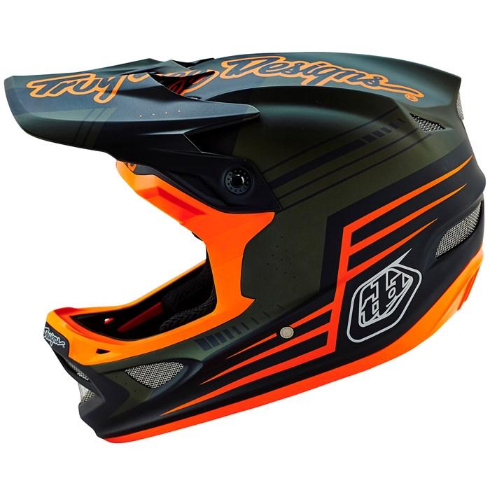 deb4e6d3 Troy Lee Designs - D3 Composite Bike Helmet ...
