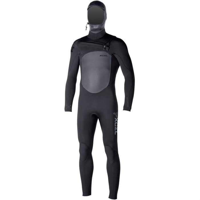XCEL - 5/4 Infiniti TDC X2 Hooded Wetsuit