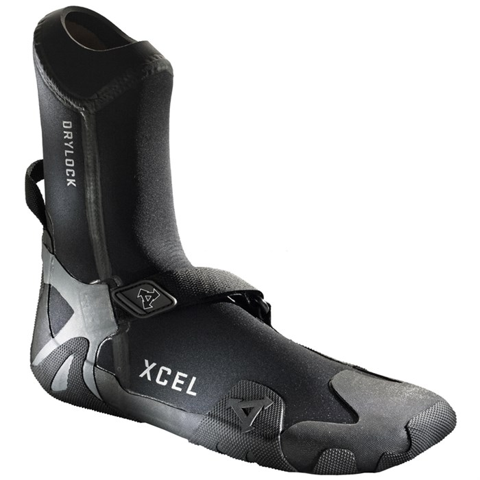 XCEL - 3mm Drylock TDC Round Toe Boots