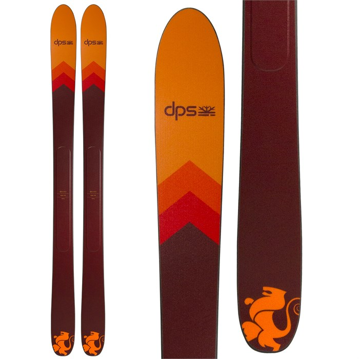DPS - Wailer 106 Pure3 - Special Edition Skis 2017