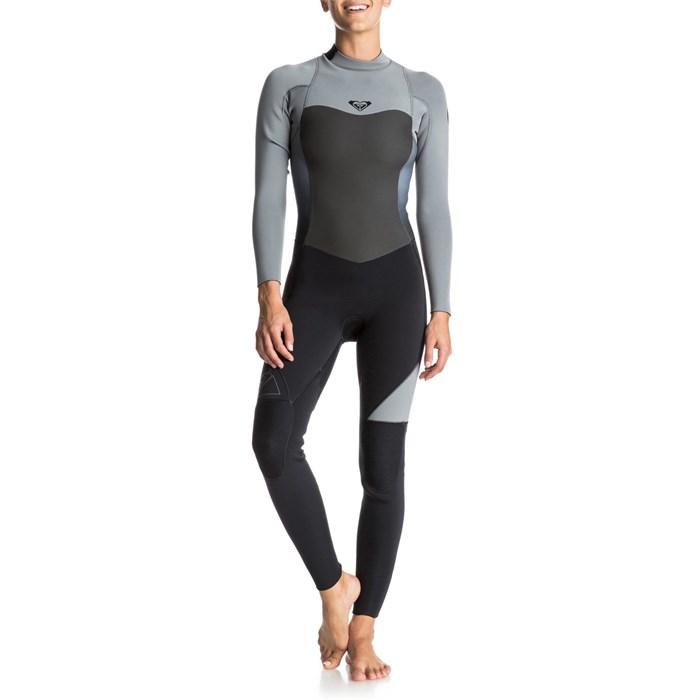 Roxy - 4/3 Syncro Back Zip GBS Wetsuit - Women's