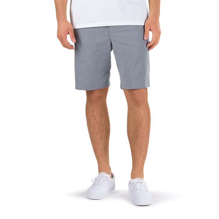 "Vans - Gaviota Heather Decksider 20"" Hybrid Shorts"