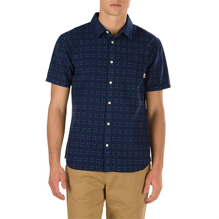 Vans - Speer Short-Sleeve Button Down